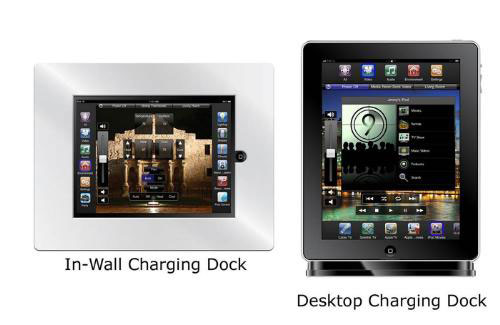 Savant iPad Docks