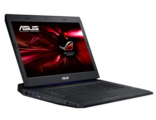 Asus G73 Gaming Laptop