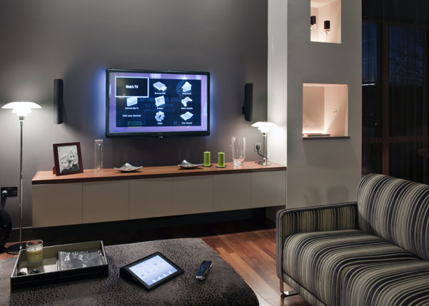 baulogic opens show home with latest knx smart home technology connected home world. Black Bedroom Furniture Sets. Home Design Ideas
