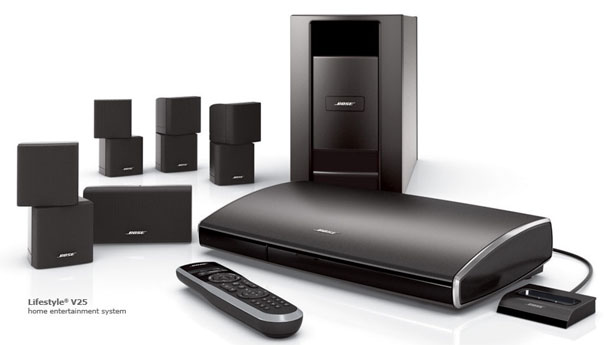 bose released new lifestyle home theater range connected. Black Bedroom Furniture Sets. Home Design Ideas
