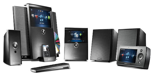Wireless Home Audio