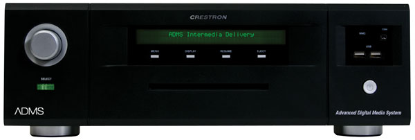 crestron adms