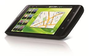 Dell Streak tablet
