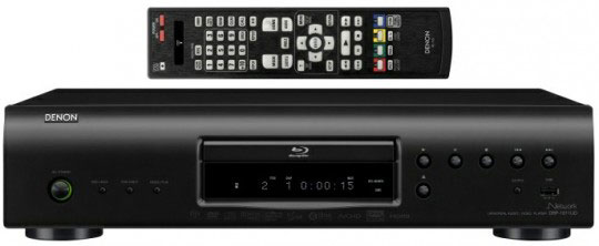 Denon Blu-ray Player