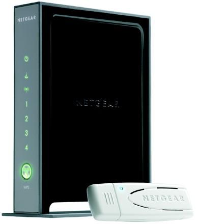 NETGEAR Wireless-N 300 Router WNR2000