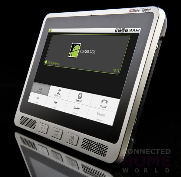 nimble screen shots android dialer