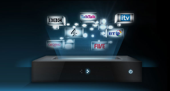 YouView Set-top Box