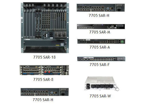 Alcatel Lucent Offers New 7705 Service Aggregation Routers