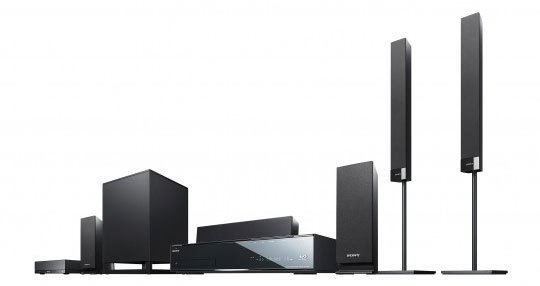 Sony BDV-HZ970W Blu-ray