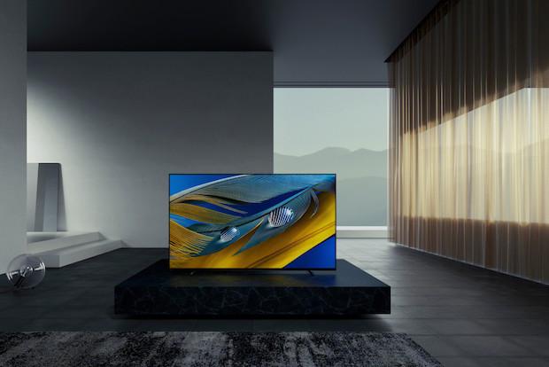 Sony A80J OLED TV