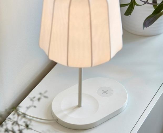 Qi-lamp