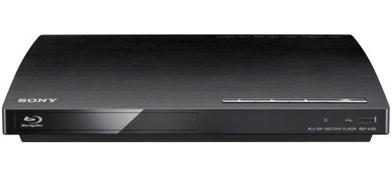 Sony Debuts BDP-S185 Blu-ray and SMP-N200 Network Media Players ...
